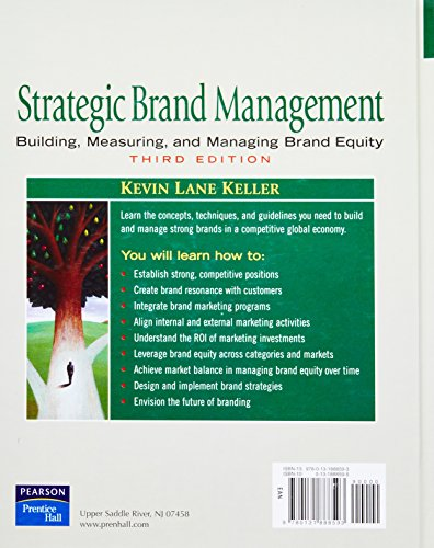 building measuring and management of brand In building a strong brand is ensuring that customers have the right type of experiences with products and services and the marketing programs so that the desired thoughts, feelings, images, beliefs, perceptions opinions become linked to the brand.