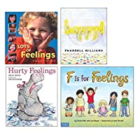 Becker's School Supplies How are You Feeling? Book Set (Set of 4) [並行輸入品]