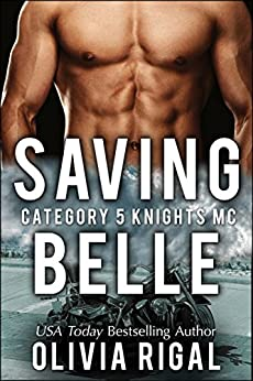 Saving Belle by [Rigal, Olivia]