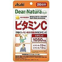 アサヒグループ食品 ディアナチュラスタイル ビタミンC 40粒(20日分)