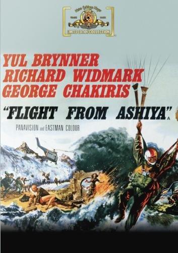 Flight from Ashiya [DVD]