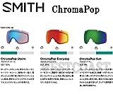 SMITH(スミス)【品名】I/O・I/OX・I/OS ゴーグル用スペアレンズ ChromaPopレンズ 交換レンズ I/OX CHROMAPOP_EVERYDAY
