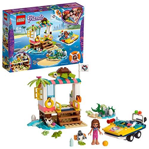 レゴ(LEGO) フレンズ うみがめのレスキューセンター 41376