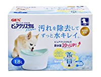 ピュアクリスタル ブルーム 1.8L 犬用 【おまとめ8個】