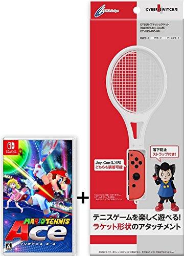 Switch マリオテニス エース + CYBER ・ スマ...