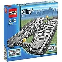 LEGO 7996 Train Rail Crossing for RC Trains (RCトレイン用 クロッシングレール)