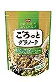 日清シスコ ごろっとグラノーラ 糖質50%オフ きなこ仕立ての充実大豆 400g