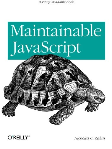 Maintainable Javascriptの詳細を見る