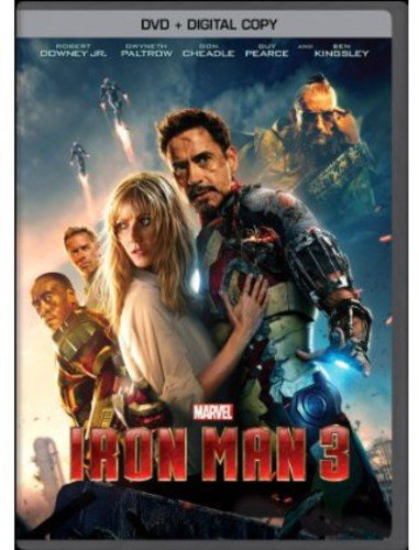 Iron Man 3 [DVD] [Import]