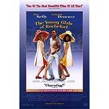 The Young Girlsロシュフォールの恋人たち映画ポスター27x 40インチ–69cm x 102cm ( 1968年)–( Catherine Deneuve ) ( Francoise Dorleac ) (ジョージ・チャキリス) ( Grover Dale ) (ジーン・ケリー) ( Jacques Perrin )