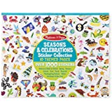 Melissa & Doug Sticker Collection - Seasons & Holidays Activity Books & Sticker Pads