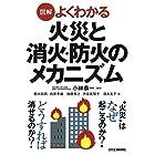 図解よくわかる 火災と消火・防火のメカニズム