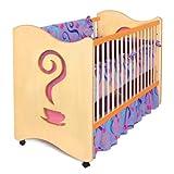 Room Magic 4 Piece Crib Set, Girl Teaset by Room Magic