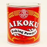 アイコク ベーキングパウダー 赤印 膨張剤 Aikoku Baking Powder Red 2kg 缶