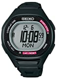 セイコー(SEIKO) スーパーランナーズ S611 ブラック×ピンク SBEG009