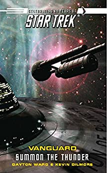 Vanguard #2: Summon the Thunder (Star Trek: The Original Series) by [Ward, Dayton, Dilmore, Kevin]