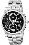 [モンブラン]MONTBLANC 腕時計 STAR ブラック文字盤 自動巻き 102376 メンズ 【並行輸入品】
