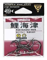 がまかつ(Gamakatsu) 鯉海津(NSB) フック 20号 釣り針