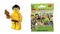 レゴ (LEGO) ミニフィギュア シリーズ3 相撲力士 (Minifigure Series3) 8803-07