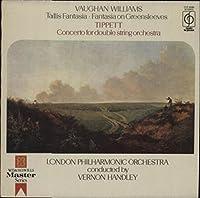 Tallis Fantasia & Fantasia On Greensleeves / Concerto For Double String Orchestra