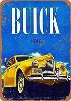 Buick ティンサイン ポスター ン サイン プレート ブリキ看板 ホーム バーために