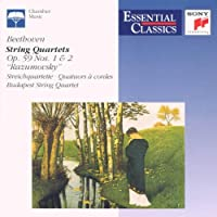 Beethoven;String Quartets