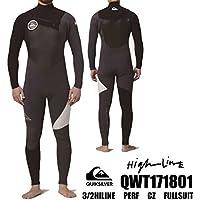QUIKSILVER メンズフルスーツ 3/2HILINE PERF CZ FULLSUIT QWT171801/【オーダーウェットスーツ】