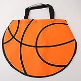 バスケ グラシアス バスケットボール型オリジナルトートバック