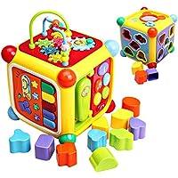 赤ちゃん形状Matching建物ブロック教育玩具