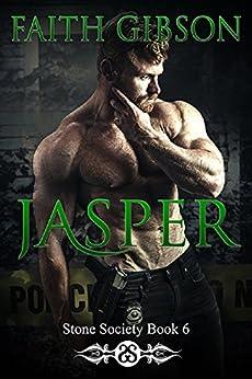Jasper (The Stone Society Book 6) by [Gibson, Faith]