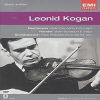 Archives De Concert: Beethoven, Conc. Violon, Hae [DVD]