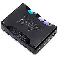 コード CHORD DAC搭載ポータブルヘッドホンアンプ Mojo ブラック MOJO-BLK【並行…