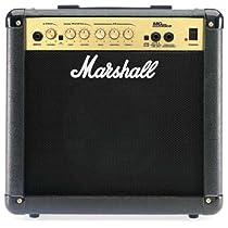 Marshall 15Wギターアンプ【MG15CD】
