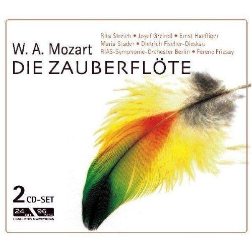 Mozart: The Magic Flute - Die Zauberflöte