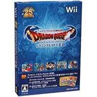 ドラゴンクエスト25周年記念 ファミコン&スーパーファミコン ドラゴンクエストI・II・III(復刻版攻略本「ファミコン神拳」(書籍全130ページ)他同梱)(初回生産特典なし) - Wii