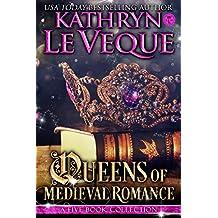 Queens of Medieval Romance: A Medieval Romance Bundle