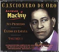 CANCIONERO DE ORO-SUS PRIMEROS EXITOS EN ESPANA VOL.1(3CD)
