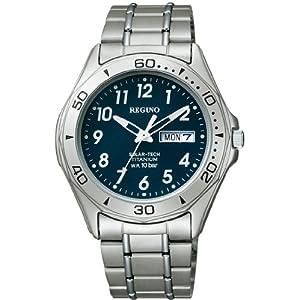 シチズン CITIZEN 腕時計 REGUNO レグノ ソーラーテック KH5-196-71 メンズ