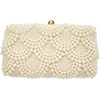 From St Xavier Women's Solange Coin Purses & Pouches, Ivory, OneSize