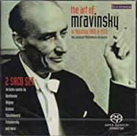The Art of Mravinsky: In Moscow 1965 & 1972