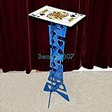 フォールディングテーブル青 カードの表面 Aluminum folding table magic (blue)-Card Surface-- ステージマジック