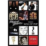スリラー35周年記念 MICHAEL JACKSON マイケルジャクソン - Album Covers / ポスター 【公式 / オフィシャル】