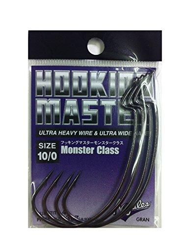 モーリス(MORRIS) グラン フッキングマスター モンスタークラス フック #10/0 釣り針