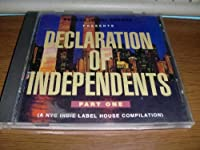 Declaration of Independents I