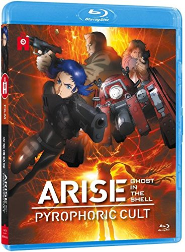 Ghost in the shell : pyrophoric cult [Blu-ray]