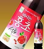 飲む紅酢(ホンチョ) ザクロ酢 1500ml