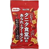 栗山米菓 タニタ食堂監修のあられとアーモンド 33g×10袋