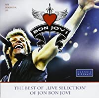 Bon Jovi - The Best of Live Selection (1 CD)