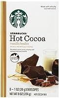 Starbucks スターバックスバニラブリュレホットココアミックス 220g 並行輸入品