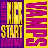 I GOTTA KICK START NOW (SINGLE) (Korea Edition)